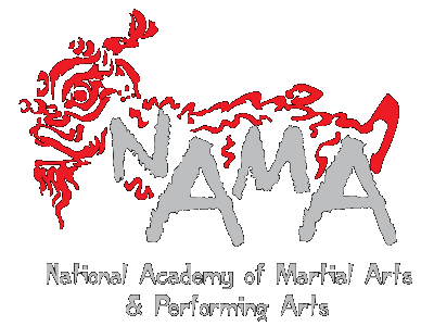 National Academy of Martial Arts - Lion Dance Logo